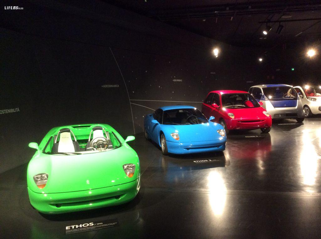 La Forma Del Futuro al MAUTO Pininfarina
