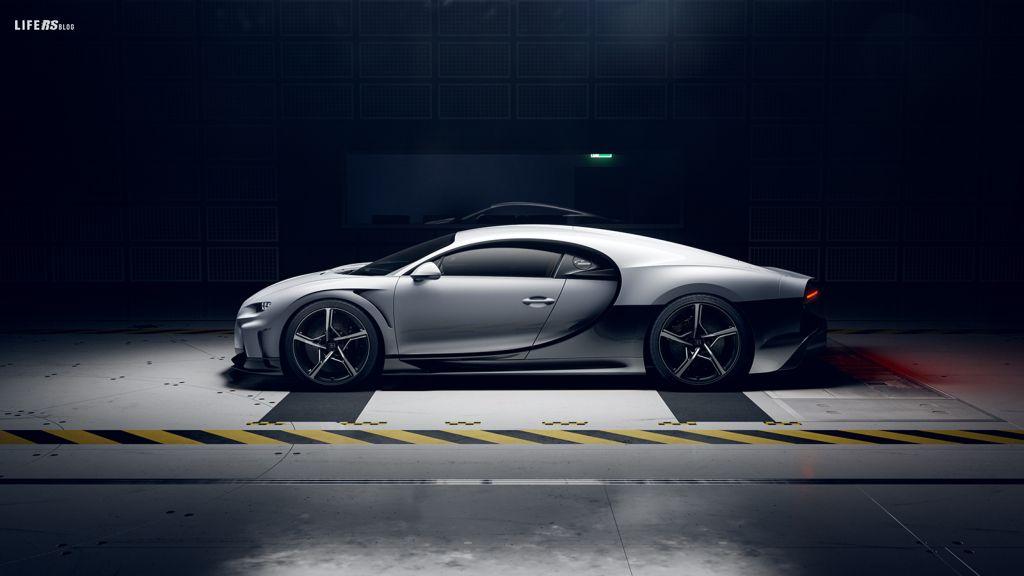 Super Sport, Chiron da massima velocità e lusso assoluto