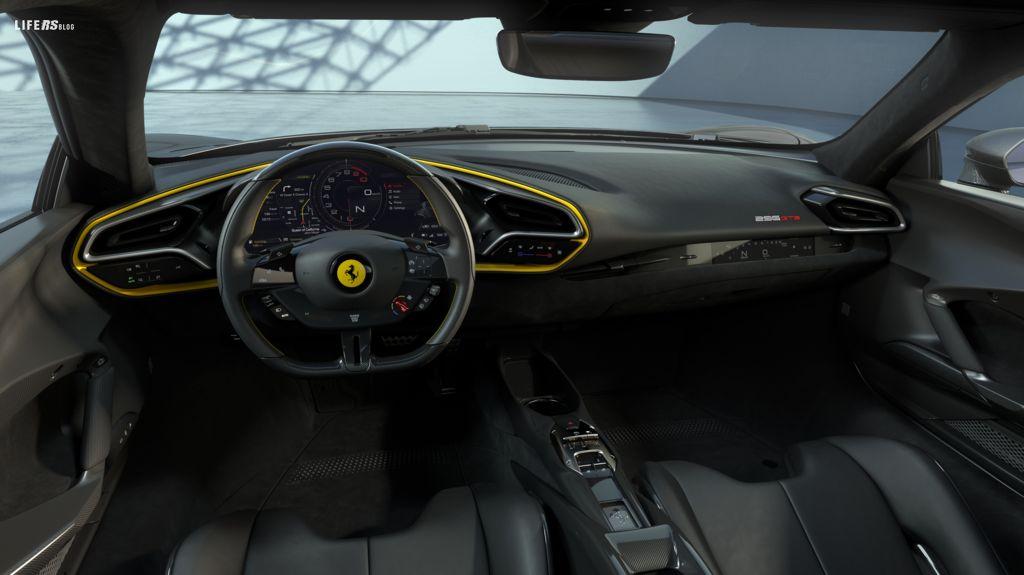 296 GTB, vera rivoluzione per Ferrari elettricaplug-in