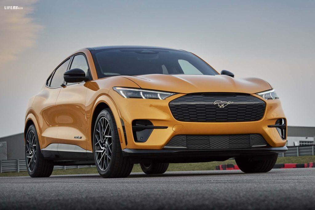Mach-E GT e GT Performance Edition, le TOP di Mustang