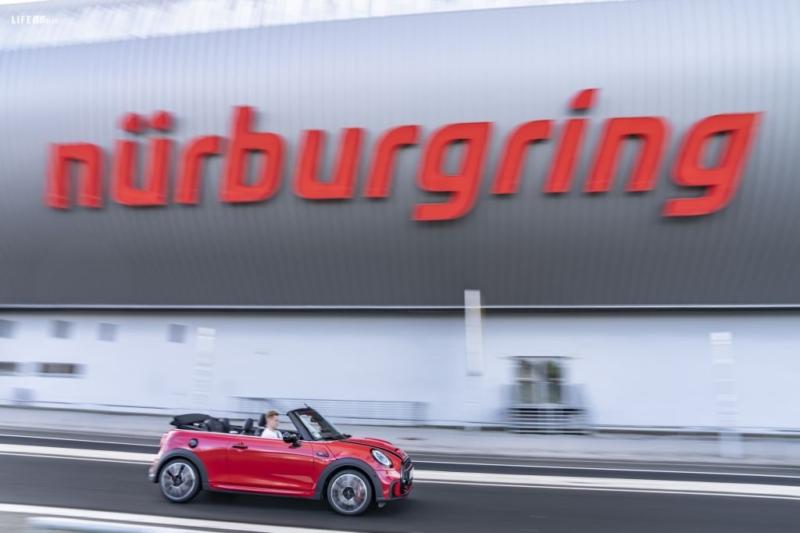 NÜRBURGRING, il leggendario circuito dell'Eifel