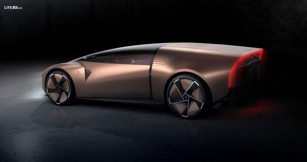 Teorema, la Concept Car sviluppata interamente in virtuale