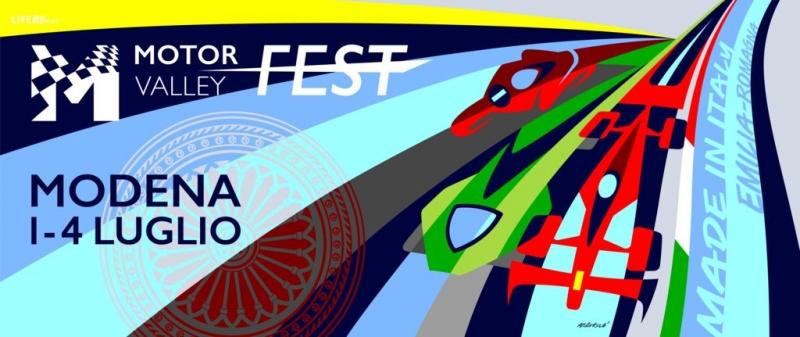 Motor Valley Fest: PRONTI, PARTENZA E… VIA!