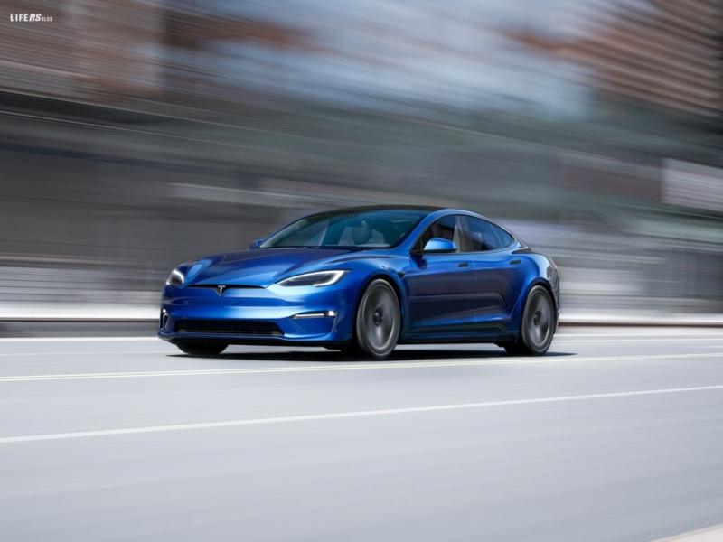Model S Plaid, l'auto di produzione più veloce del mondo