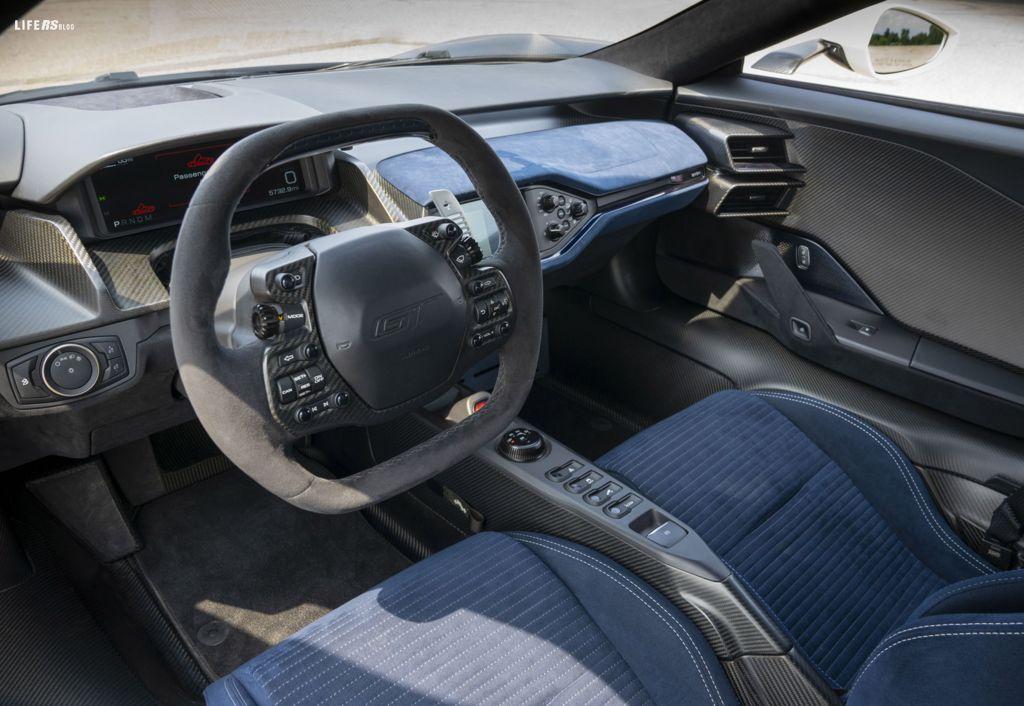 Ford Heritage Edition 22, la GT omaggio al prototipo GT/105