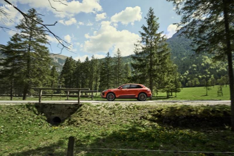 Porsche Macan, una nuova concezione alla base