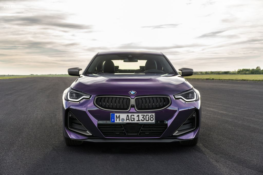 BMW Serie 2 Coupé: concepita per prestazioni sportive