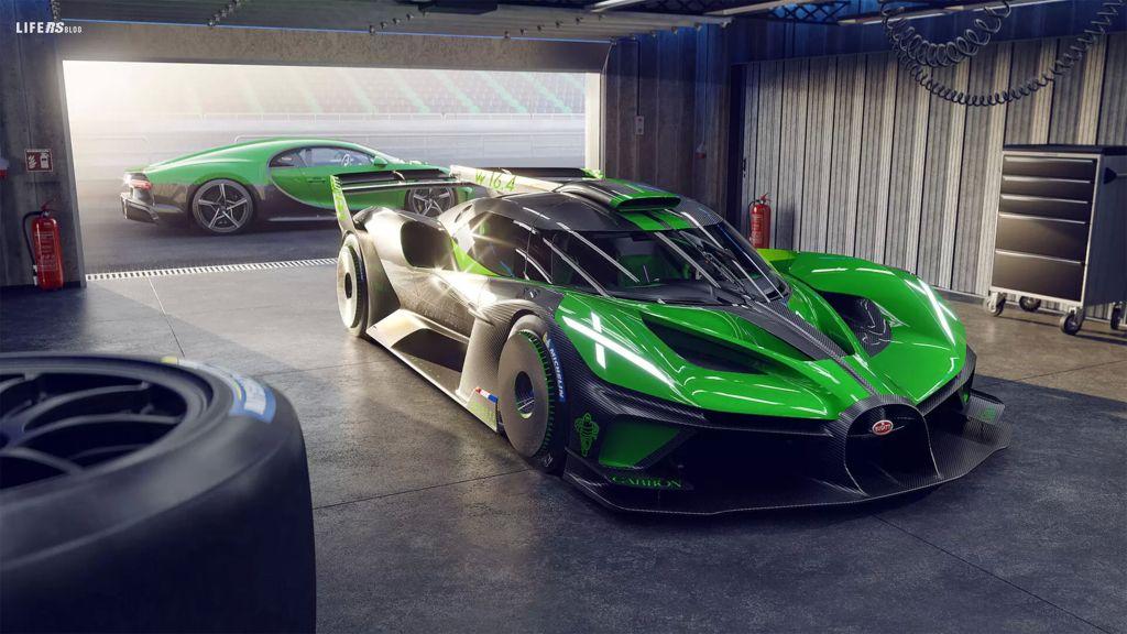 Bolide, la quinta essenza della potenza Bugatti, si farà!
