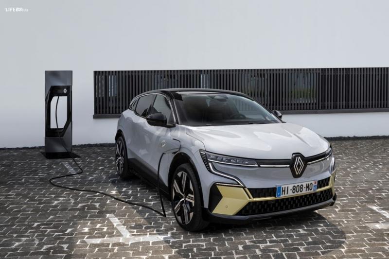 E-TECH Electric: la Mégane del futuro è già tra noi!