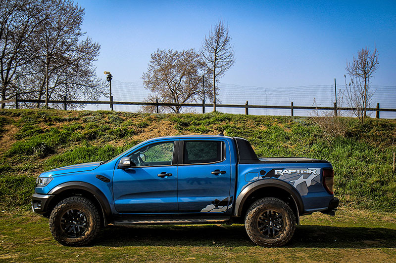 Test Drive Ford Ranger Raptor