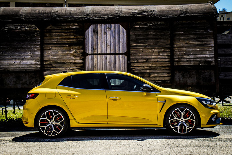 Renault Megane R.S. MY19 Trophy TCE 300 EDC